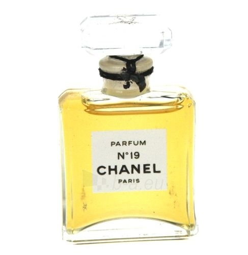 Chanel No. 19 Perfum 15ml (tester) Without spray Paveikslėlis 1 iš 1 250811007234