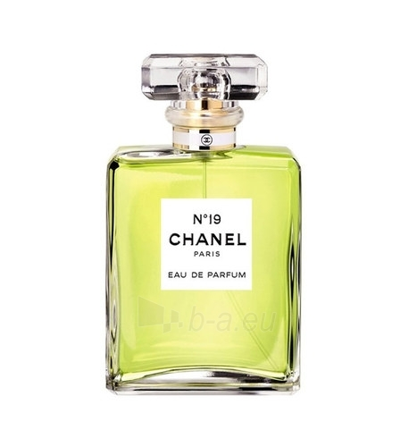 Parfumuotas vanduo Chanel No. 19 Perfumed water 100ml Paveikslėlis 1 iš 1 250811002564