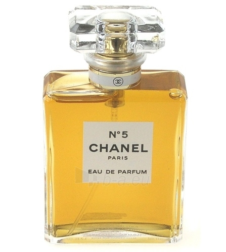 Parfumuotas vanduo Chanel No.5 EDP 50ml (testeris) Paveikslėlis 1 iš 1 250811002574