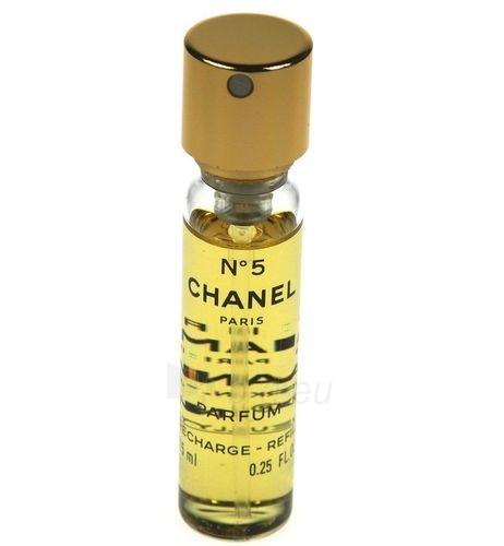 Parfumuotas vanduo Chanel No.5 Perfum 7,5ml (Rechargeable) Paveikslėlis 1 iš 1 250811002588