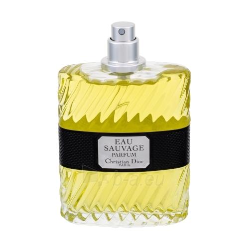 Parfumuotas Vanduo Christian Dior Eau Sauvage Parfum Edp 100ml