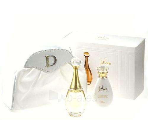 Parfimērijas ūdens Christian Dior Jadore EDP 50ml (komplekts 3) Paveikslėlis 1 iš 1 250811007270