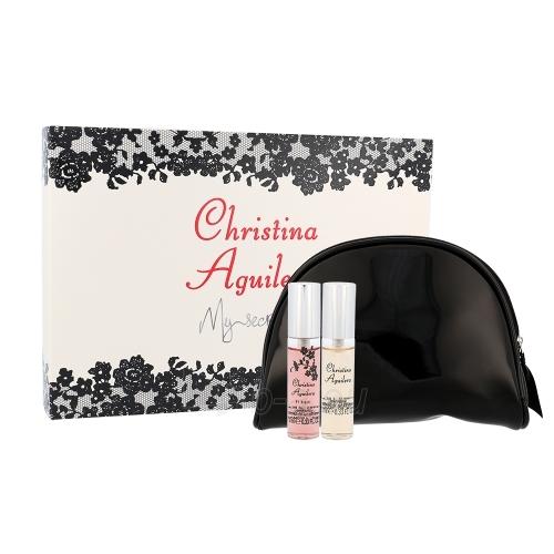 Christina Aguilera My Secret EDP 2x10ml (set) Paveikslėlis 1 iš 1 250811010236