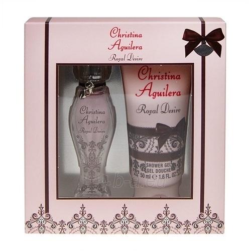 Parfumuotas vanduo Christina Aguilera Royal Desire Perfumed water 15ml (rinkinys) Paveikslėlis 1 iš 1 250811010478