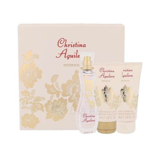 Parfimērijas ūdens Christina Aguilera Woman EDP 30ml (Rinkinys 3) Paveikslėlis 1 iš 1 310820022517