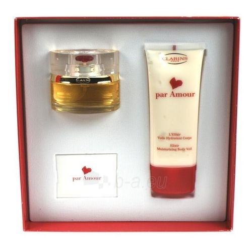 Parfumuotas vanduo Clarins Par Amour EDP 50ml (rinkinys) Paveikslėlis 1 iš 1 250811002422