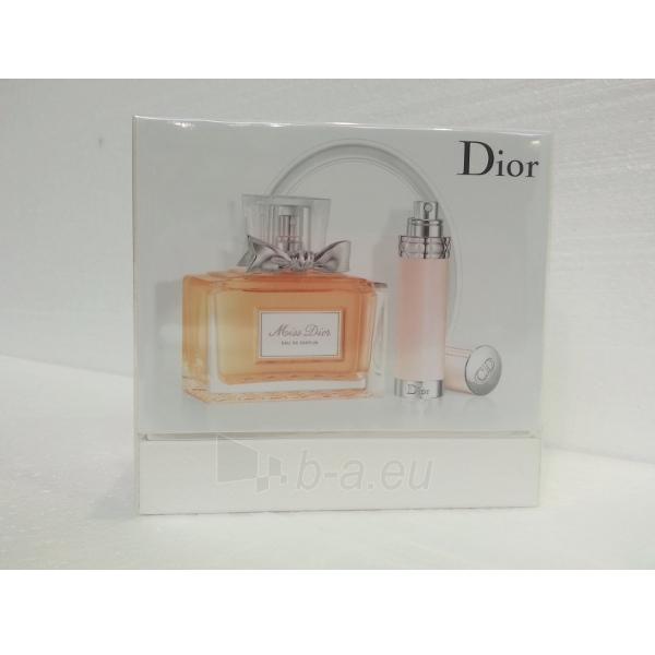Parfimērijas ūdens Dior Miss Dior EDP 100 ml (Rinkinys) Paveikslėlis 1 iš 1 310820015438