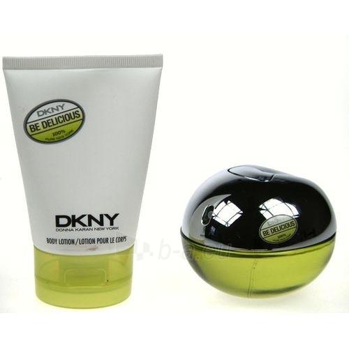 Parfumuotas vanduo DKNY Be Delicious EDP 30ml (rinkinys) Paveikslėlis 1 iš 1 250811007303