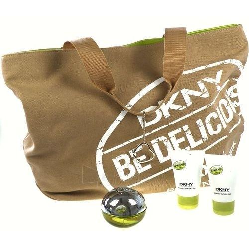 Parfumuotas vanduo DKNY Be Delicious EDP 50ml (rinkinys 5) Paveikslėlis 1 iš 1 250811007307