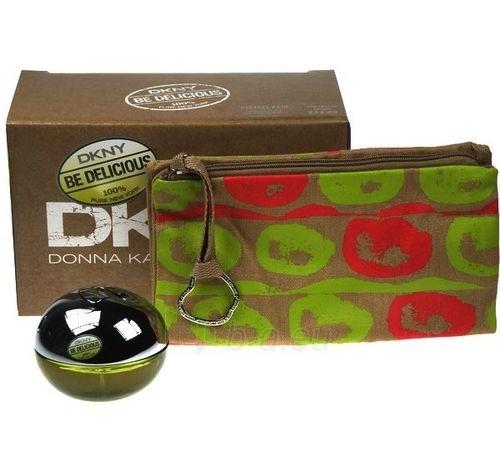 Parfimērijas ūdens DKNY Be Delicious EDP 50ml (komplekts 7) Paveikslėlis 1 iš 1 250811007308