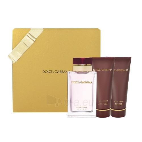 Parfumuotas vanduo Dolce & Gabbana Pour Femme EDP 100ml (Rinkinys) Paveikslėlis 1 iš 1 310820004576