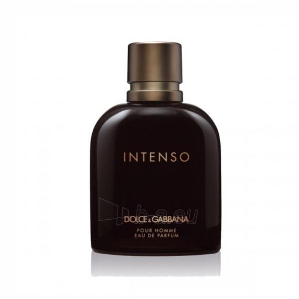 Parfumuotas vanduo Dolce & Gabbana Pour Homme Intenso EDP 40ml Paveikslėlis 1 iš 1 2508120002387