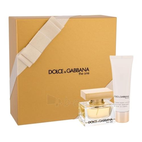 Dolce & Gabbana The One EDP 30ml (set) Paveikslėlis 1 iš 1 250811003047