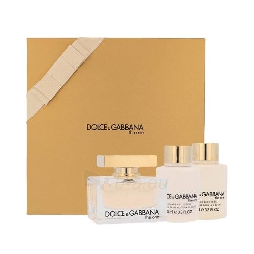 Dolce & Gabbana The One EDP 75ml (Set) Paveikslėlis 1 iš 1 250811003049