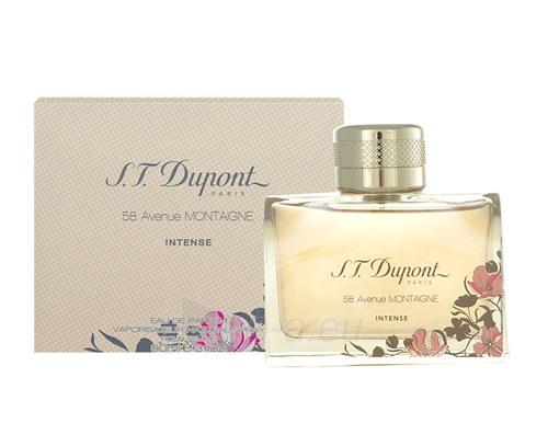 Perfumed water Dupont 58 Avenue Montaigne Intense EDP 90ml Paveikslėlis 1 iš 1 310820008879