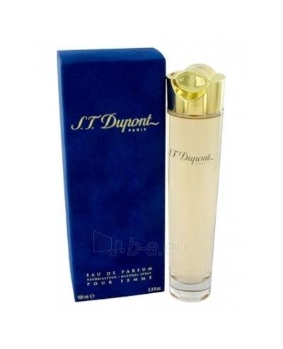 Parfimērijas ūdens Dupont Pour Femme EDP 100ml (testeris) Paveikslėlis 1 iš 1 250812001103