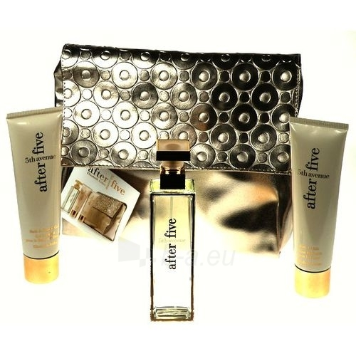 Elizabeth Arden 5th Avenue After Five EDP 75ml (set) Paveikslėlis 1 iš 1 250811007338