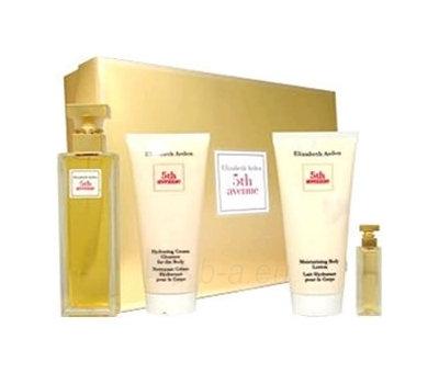 Parfumuotas vanduo Elizabeth Arden 5th Avenue EDP 75ml (rinkinys 4) Paveikslėlis 1 iš 1 250811007345