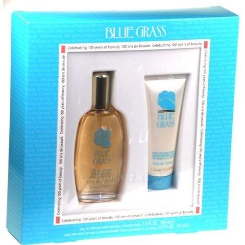 Parfumuotas vanduo Elizabeth Arden Blue Grass EDP 100ml (rinkinys) Paveikslėlis 1 iš 1 250811003091