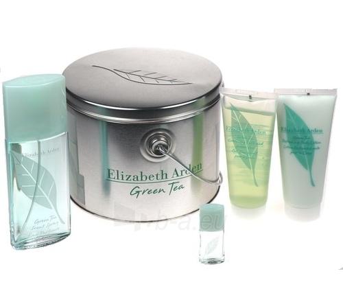 Parfimērijas ūdens Elizabeth Arden Green Tea EDP 100ml (komplekts1) Paveikslėlis 1 iš 1 250811007351