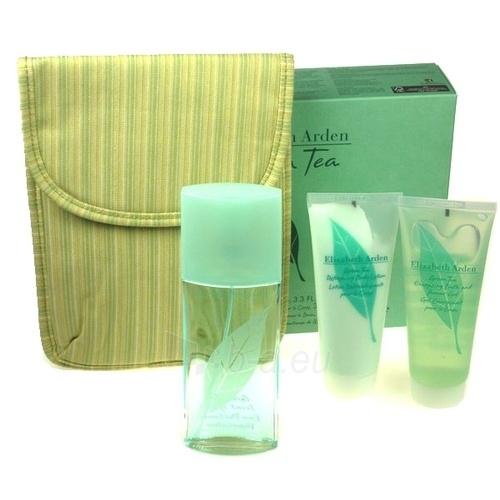 Parfumuotas vanduo Elizabeth Arden Green Tea Perfumed water 100ml (rinkinys) Paveikslėlis 1 iš 1 250811007363