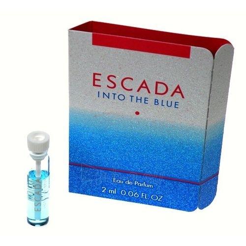 Parfumuotas vanduo Escada Into The Blue EDP 2ml (mėginukas) Paveikslėlis 1 iš 1 250811003179
