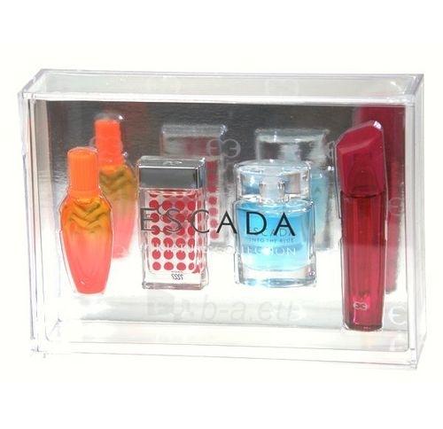 Parfimērijas ūdens Escada Mini Set EDP 23ml Paveikslėlis 1 iš 1 250811003190