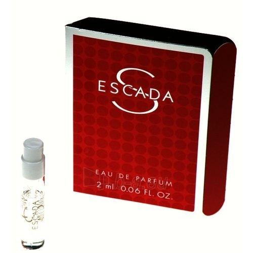 Escada S EDP 2ml (sample) Paveikslėlis 1 iš 1 250811003191