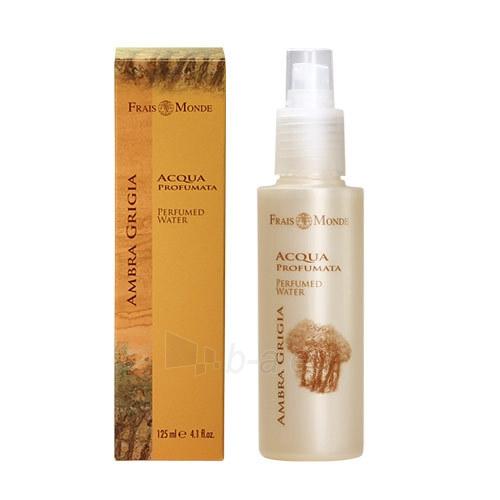 Parfimērijas ūdens Frais Monde Amber Gris Perfumed Water Cosmetic 125ml Paveikslėlis 1 iš 1 310820011515