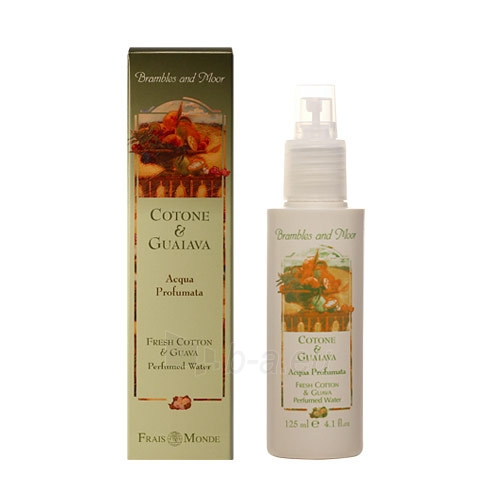 Parfimērijas ūdens Frais Monde Fresh Cotton And Guava Perfumed Water Cosmetic 125ml Paveikslėlis 1 iš 1 310820025124
