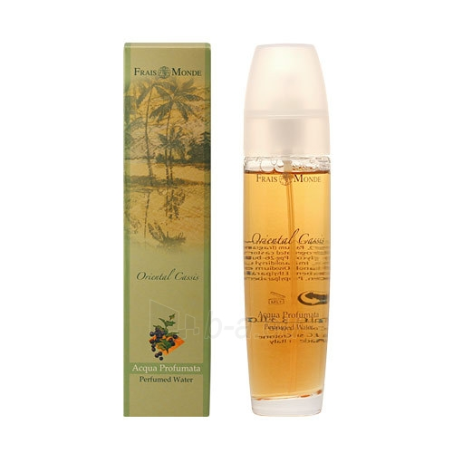 Perfumed water Frais Monde Oriental Cassis Perfumed Water Cosmetic 100ml Paveikslėlis 1 iš 1 310820025114