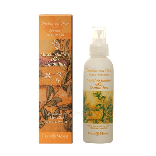 Parfimērijas ūdens Frais Monde White Musk And Tea Olive Perfumed Water Cosmetic 125ml Paveikslėlis 1 iš 1 310820025116