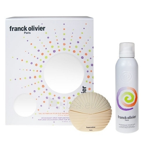 Parfimērijas ūdens Franck Olivier Franck Olivier EDP 50ml Paveikslėlis 1 iš 1 250811010609