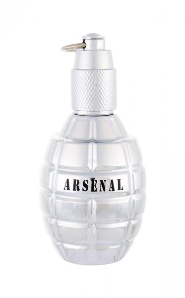 Parfimērijas ūdens Gilles Cantuel Arsenal Platinum Eau de Parfum 100ml Paveikslėlis 1 iš 1 310820192592