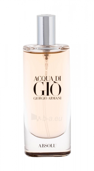 Parfumuotas Vanduo Giorgio Armani Acqua Di Gio Absolu Eau De Parfum