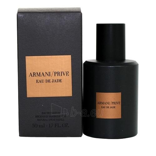 Parfimērijas ūdens Giorgio Armani Armani Prive Eau de Jade EDP 50ml Paveikslėlis 1 iš 1 250811010038