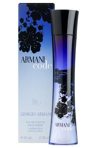 Parfimērijas ūdens Giorgio Armani Code EDP 50ml (komplekts 3) Paveikslėlis 1 iš 1 250811007415