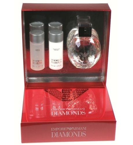 Giorgio Armani Diamonds EDP 100ml (Set) Paveikslėlis 1 iš 1 250811007428