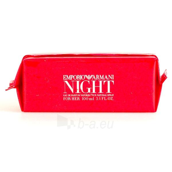 Parfumuotas vanduo Giorgio Armani Emporio Night She EDP 100ml Paveikslėlis 1 iš 1 250811003347