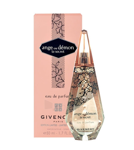 Perfumed water Givenchy Ange Ou Demon Le Secret 10 Years EDP 50ml Paveikslėlis 1 iš 1 310820010086