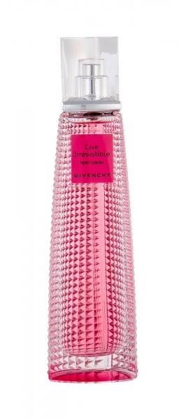 Parfimērijas ūdens Givenchy Live Irrésistible Rosy Crush Eau de Parfum 75ml Paveikslėlis 1 iš 1 310820193920