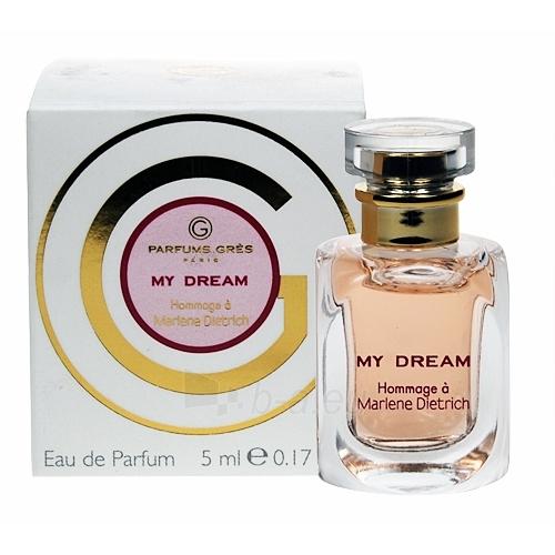 Parfumuotas vanduo Gres My Dream Perfumed water 5ml Paveikslėlis 1 iš 1 250811003451