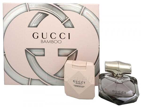 Parfumuotas vanduo Gucci Gucci Bamboo EDP 50 ml (Rinkinys) Paveikslėlis 1 iš 1 310820182876