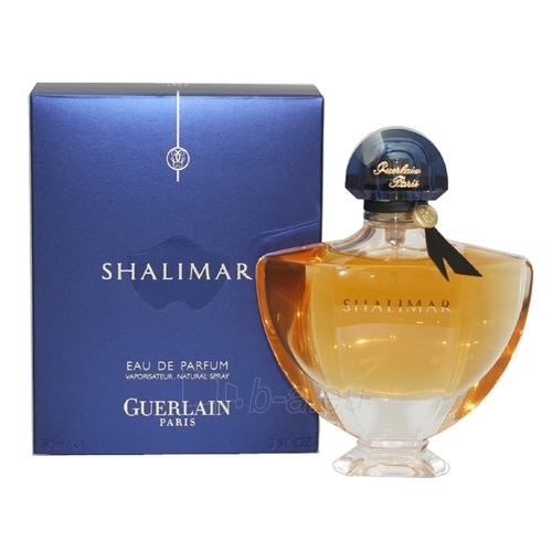 Guerlain Shalimar EDP 75ml (tester) Paveikslėlis 1 iš 1 250811003498