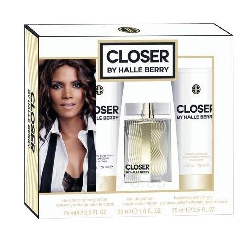 Parfumuotas vanduo Halle Berry Closer Perfumed water 30ml (rinkinys) Paveikslėlis 1 iš 1 250811010425