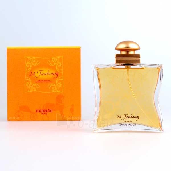 Parfumuotas Vanduo Hermes 24 Faubourg Edp 100ml дешевле в интернете