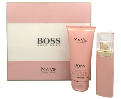 Perfumed water Hugo Boss Ma Vie Pour Femme EDP 50 ml + Body Lotion 100 ml 6ece7be098e