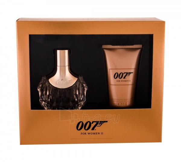 Parfumuotas vanduo James Bond 007 James Bond 007 For Women II Eau de Parfum 30ml (Rinkinys) Paveikslėlis 1 iš 1 310820181723