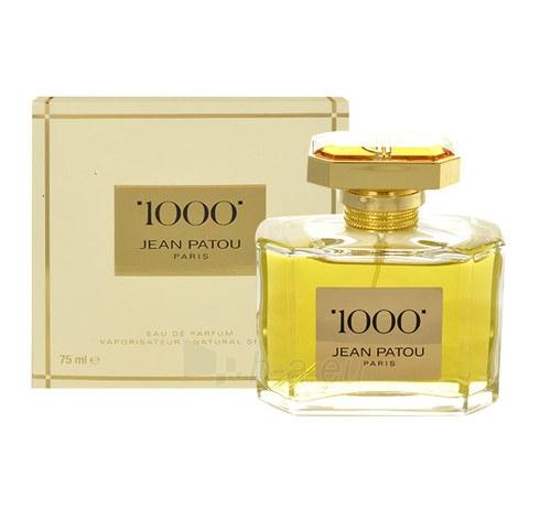 Perfumed water Jean Patou 1000 EDP 75ml Paveikslėlis 1 iš 1 310820003387