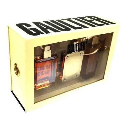 Parfumuotas vanduo Jean Paul Gaultier Gaultier 2 EDP 80ml (Rinkinys) Paveikslėlis 1 iš 1 250811007518